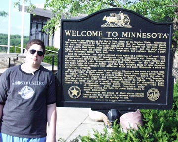 Solomon in Minnesota