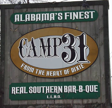 Camp 31 BBQ