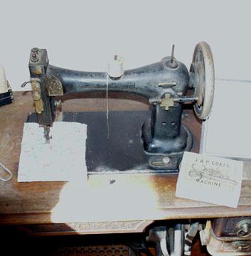 edison sewing machine